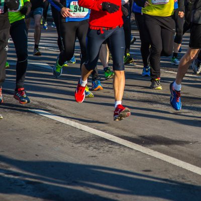 London Marathon: Sports Massage Advice