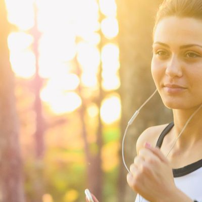 How Can You Exercise More? Get Outdoors