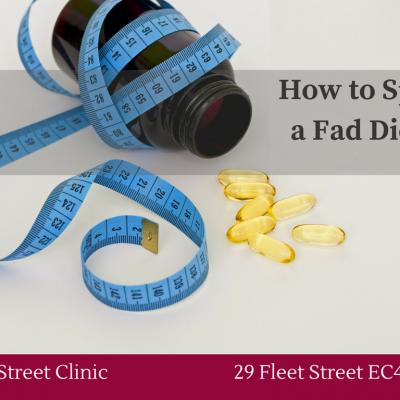 January 2018 – SPOTTING A FAD DIET IN 7 STEPS