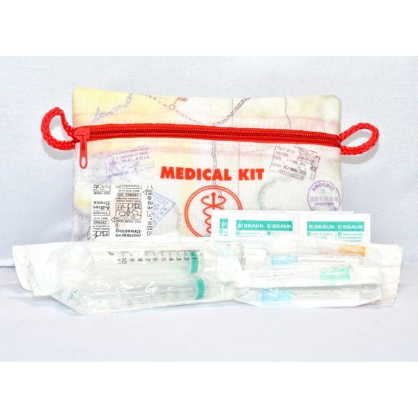 needle kit, London, UK, shop, online, clinic, fleet street clinic, travel, vaccinations, tips