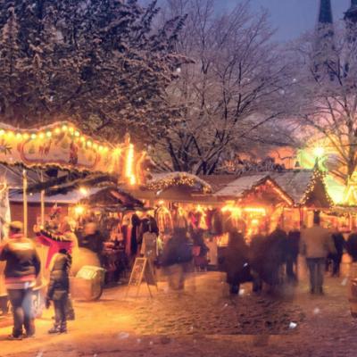 Travel Tips Thursday- Germany Christmas Market's