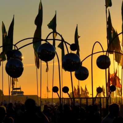 Festival Fever: Get, Set and Go for Glasto