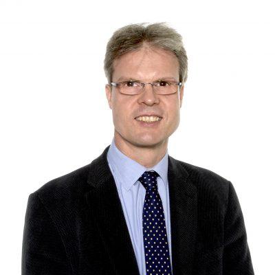 Dr Carsten Hartmann, GP at Fleet Street Clinic