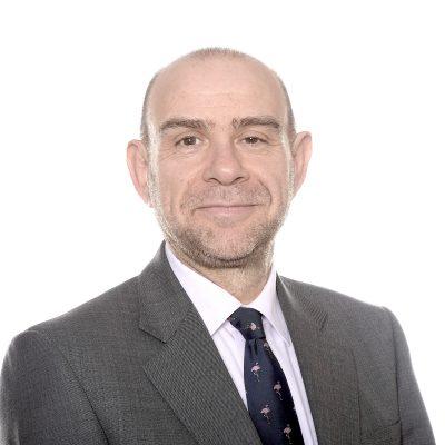 Dr Juan Ochoa, GP at Fleet Street Clinic