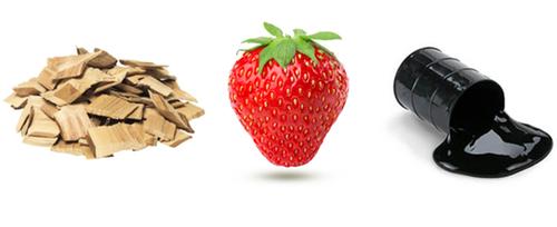 Quelle fraise choisissez vous ?