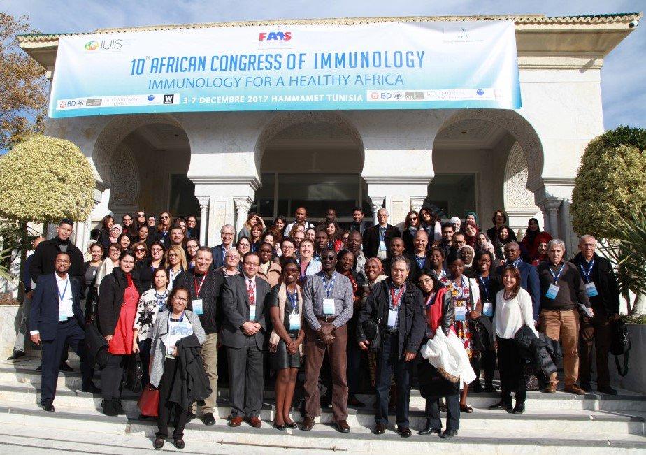 participants congres
