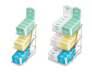 Counter top product stands