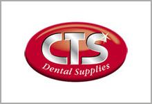 CTS dental supplies logo