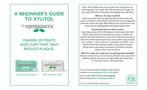 Beginner's guide to xylitol postcards