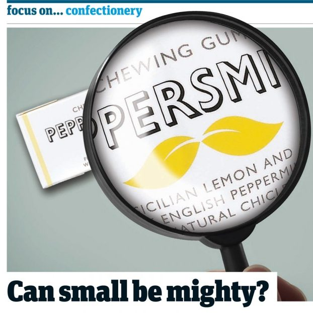 Grocer article Peppersmith