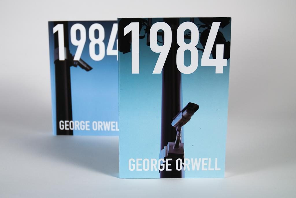 1984 was originally called The Last Man In Europe