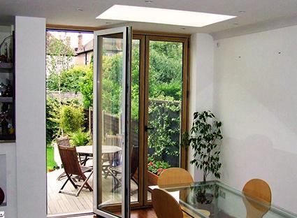 Bifold Doors Composite