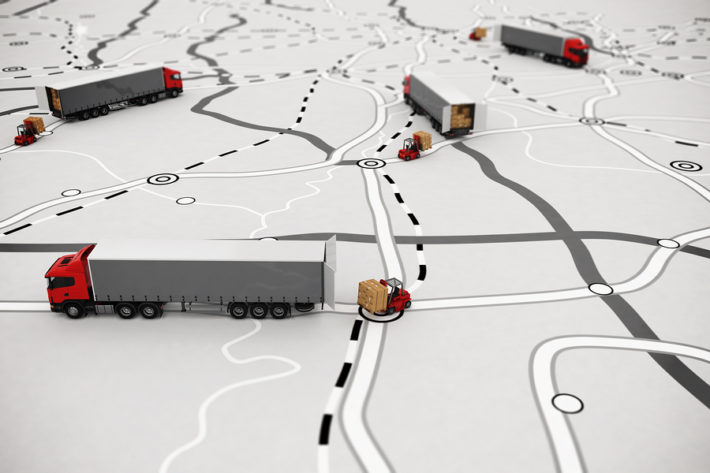 Fleet Management Vehicle Tracking