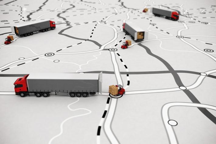 Fleet Management Vehicle Tracking