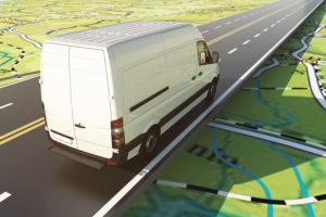passive vs active vehicle tracking