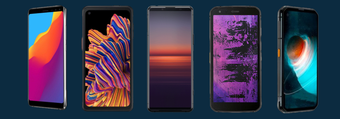 Best Smartphones for Tradespeople
