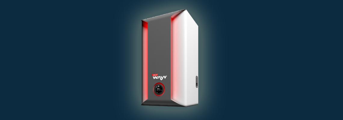 Heat Wayv Microwave Boiler