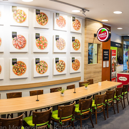 WORLD OF PIZZA LIEFERBAR+