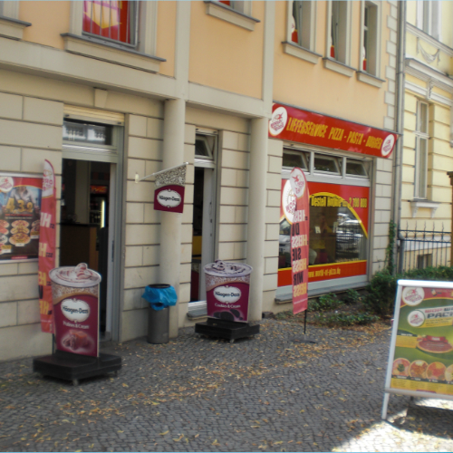 WORLD OF PIZZA - Der Anfang