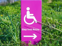 Disabled travelers - Blow past your limits