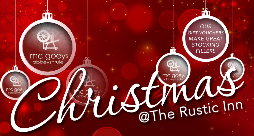 Christmas 2016 at the Rustic Inn