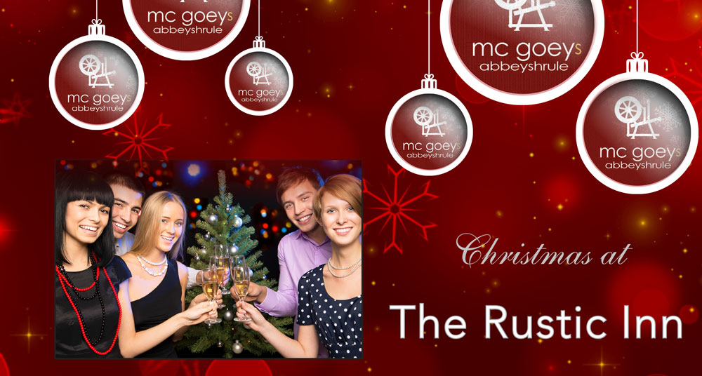 Christmas Party Nights at the Rustic Inn