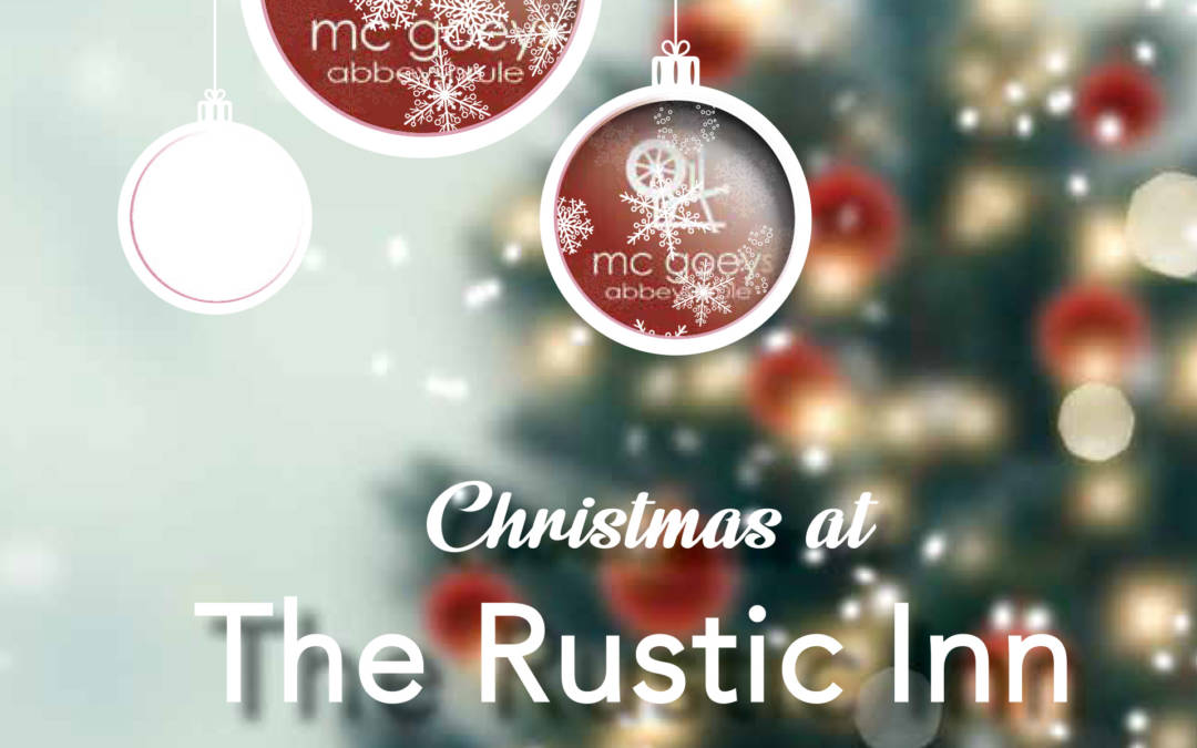 Christmas at the Rustic Inn