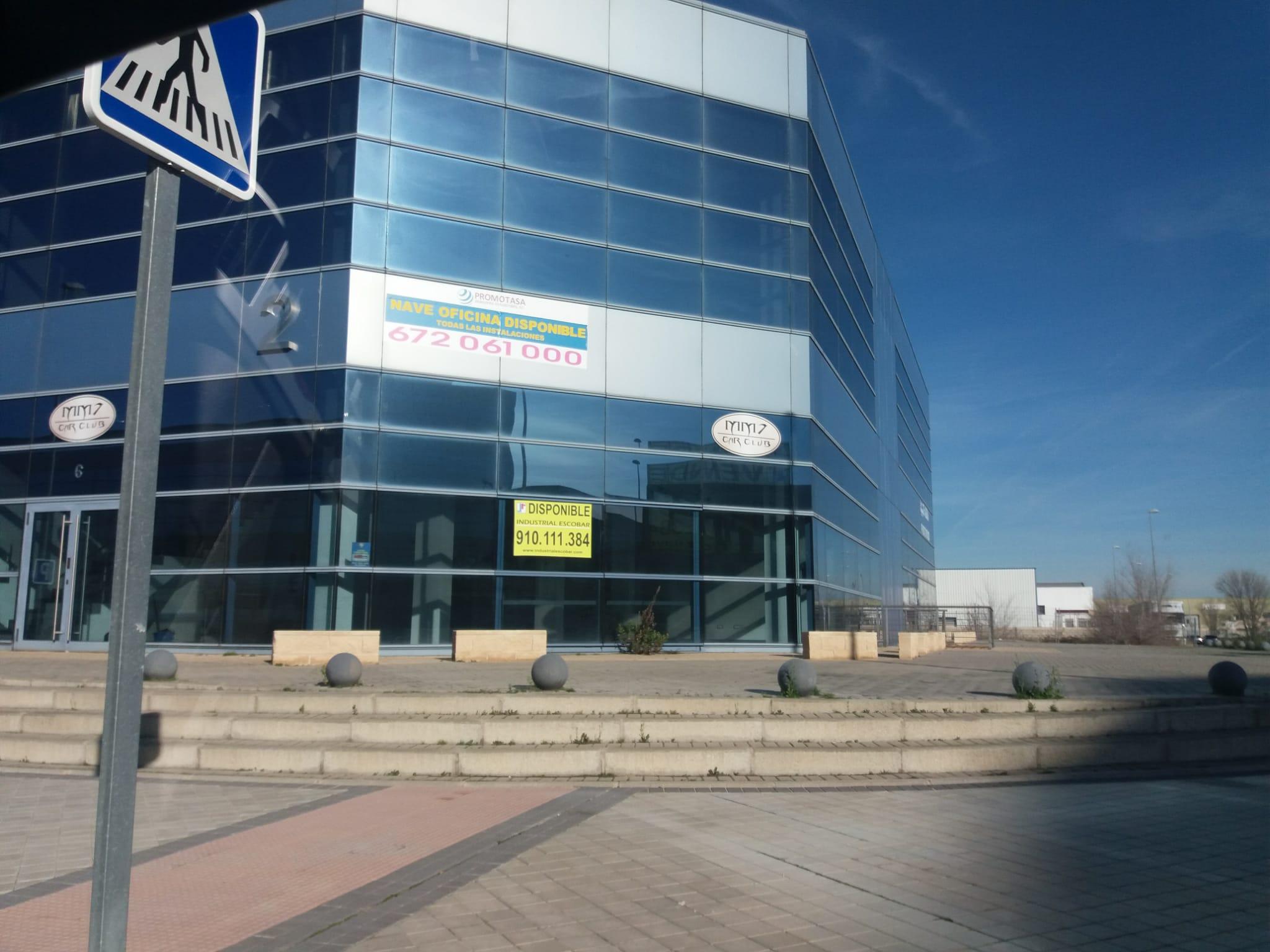 Inmobiliaria industrial Arganda del Rey