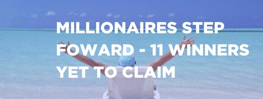 Millionaire Maker Unclaimed