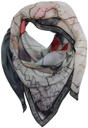 wrq.e.d Nostalgia scarf