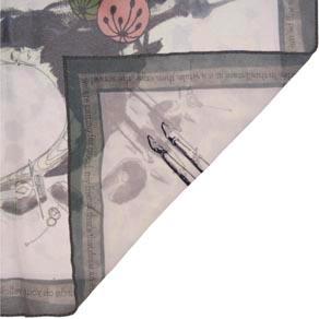 wrq.e.d Olga scarf