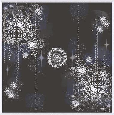 wrq.e.d Galaxy scarf
