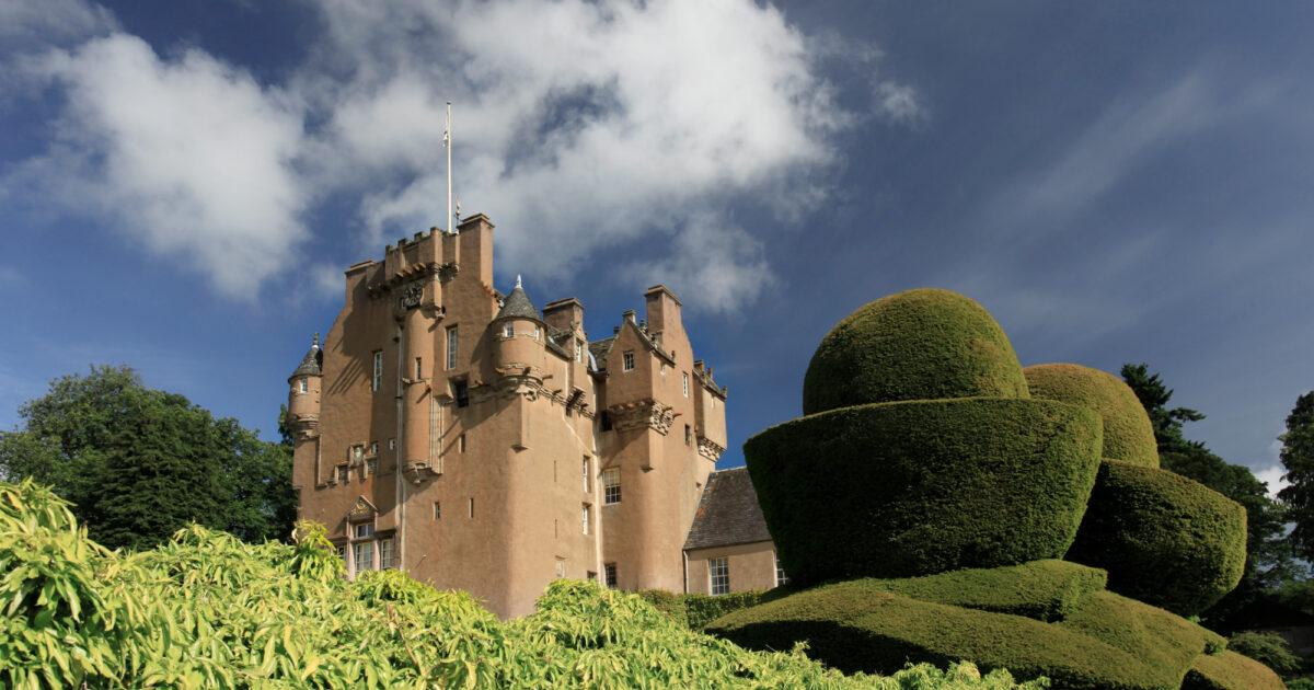 Crathes Castle | National Trust for Scotland