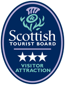 Visit Scotland 3 Star Award