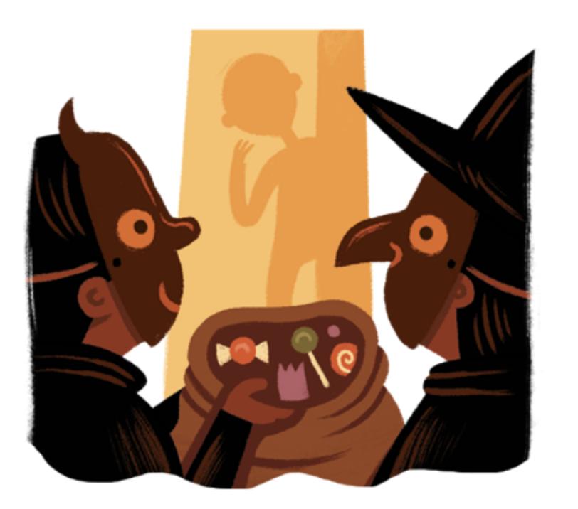 Guising - Scottish Halloween Traditions