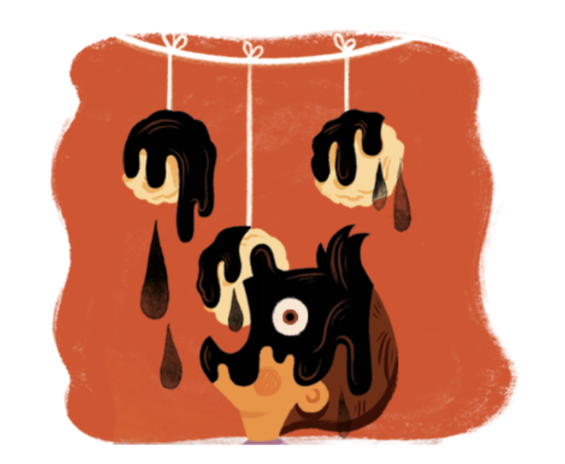 Treacle Scones - Scottish Halloween Traditions