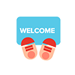Welcome Animation