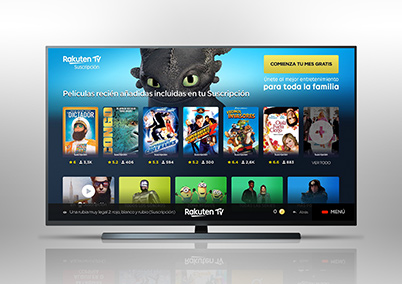 Rakuten.TV Chromecast Game of Thrones preview