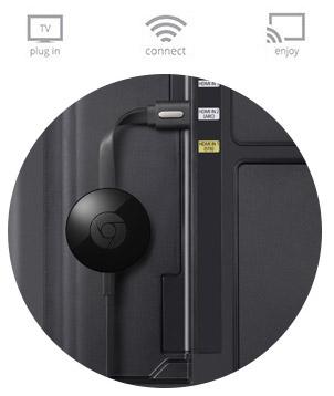 Chromecast 2 al prezzo più basso di sempre (29€)