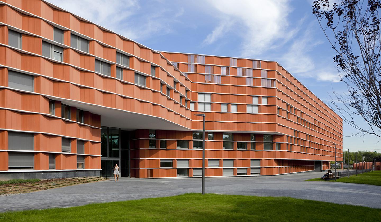 Facultad de Ciencias Sociales y Jurídicas. Sede Getafe