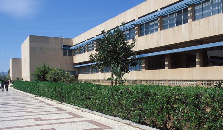 Facultad de medicina de Málaga, España