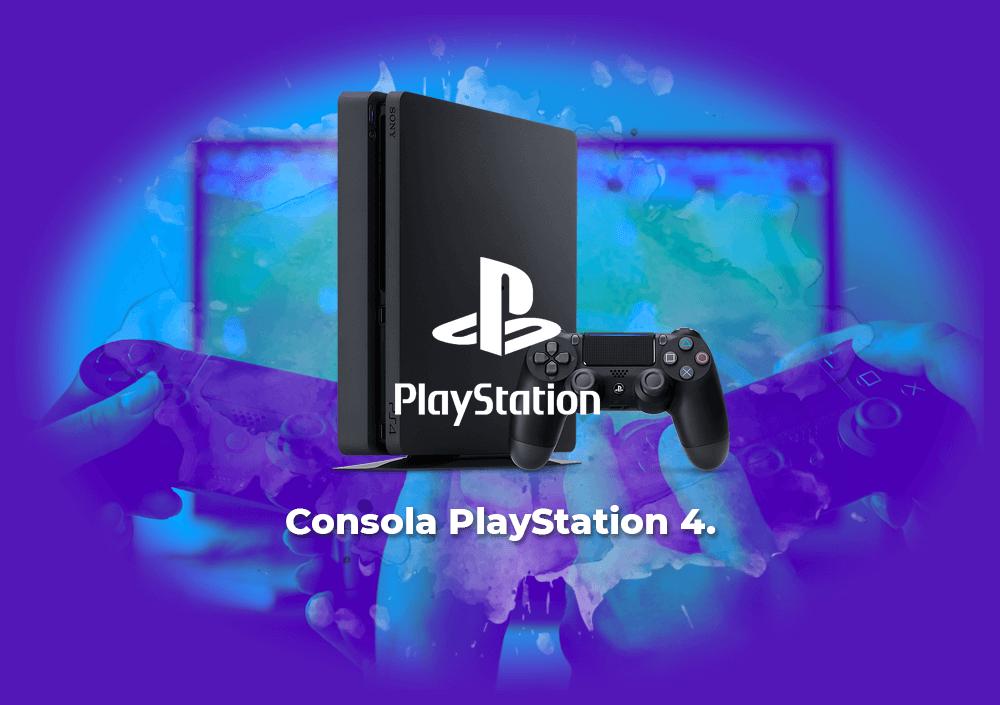 Sorteo PlayStation 4 Slim 500 GB