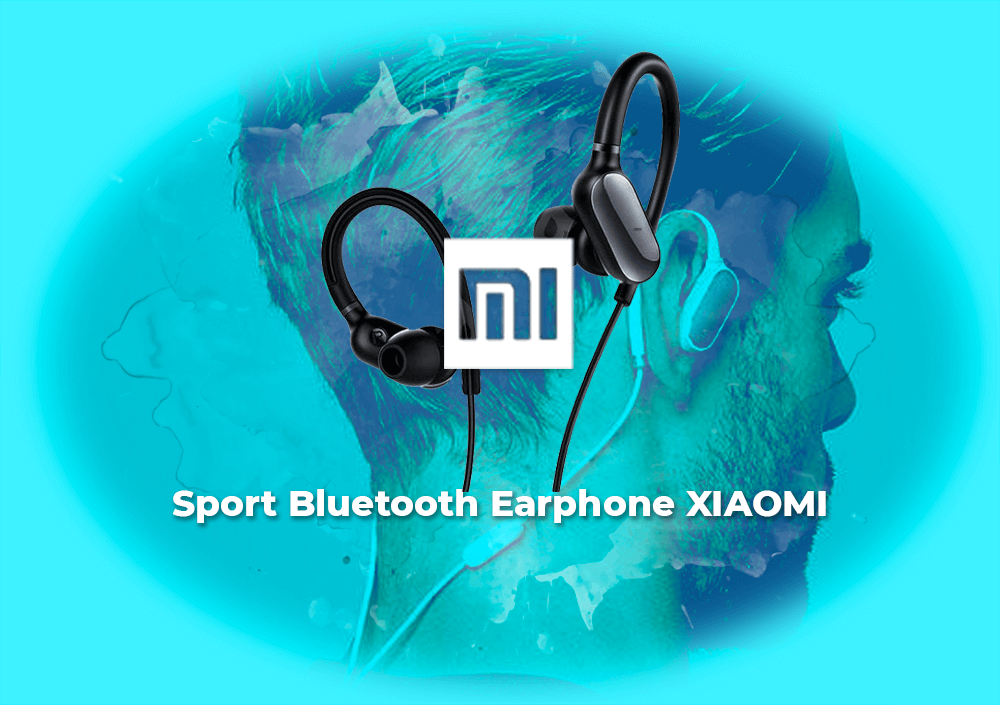 Sorteo sport bluetooth earphone Xiaomi