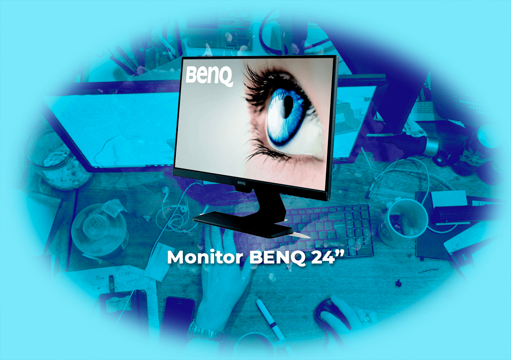 Sorteo monitor Full HD 24″