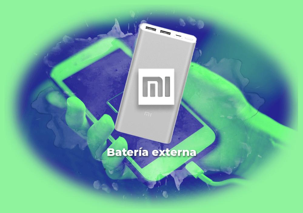 Sorteo batería externa.