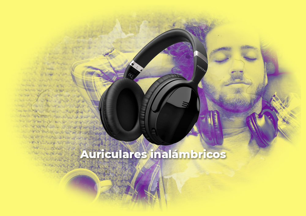Sorteo auriculares inalámbricos Mpow