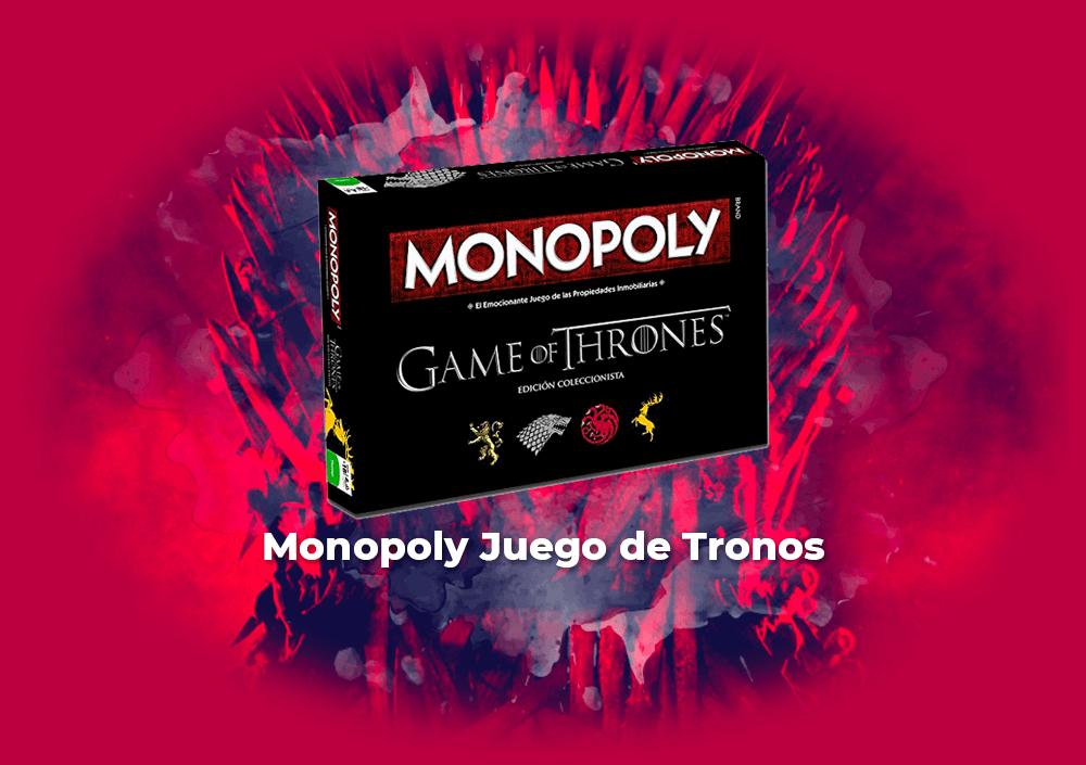 Sorteo Monopoly Juego de Tronos