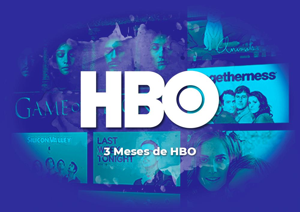 Sorteo 3 Meses de HBO