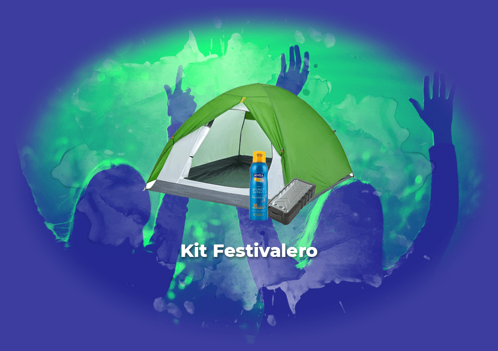 Sorteo Kit Festivalero