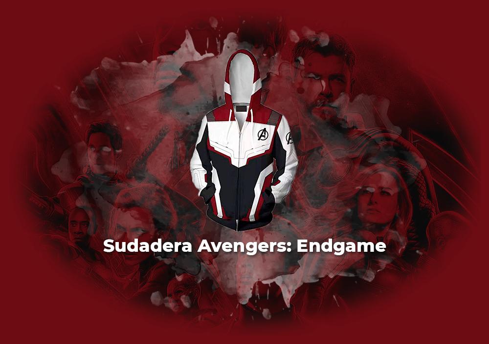 Sorteo sudadera Avengers: Endgame
